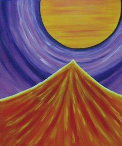 Power within - de kracht van intuïtief schilderen