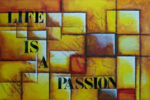Life is a passion - kunstigart.nl