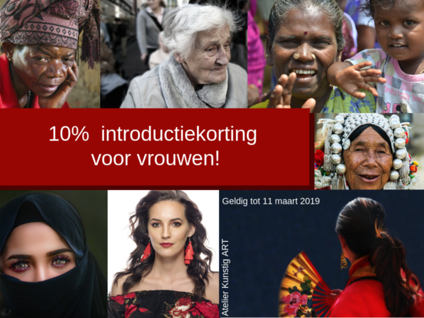 actie internationale vrouwendag kunstigart.nl