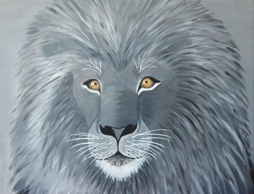 """Koning der dieren"" van Rita"