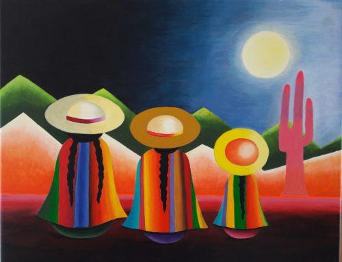 """Mexicaantjes"" van Paula van Dijk"