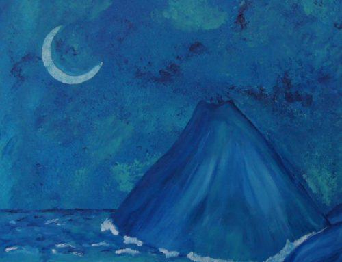 """""""Vulkaan"""" van Henny Vink"""