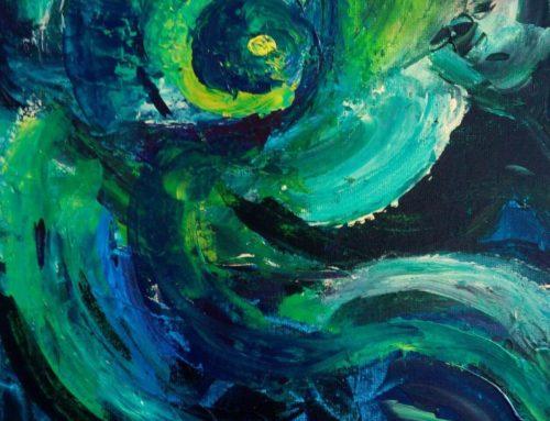 """""""Inktvis"""" van Loes de Bruin-Kroon"""