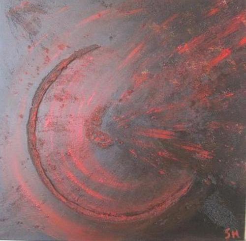 los laten kunstigart.nl 70 x 70 cm